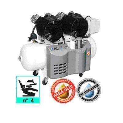 Compresor medical Air-Tech 400ES, Fiac