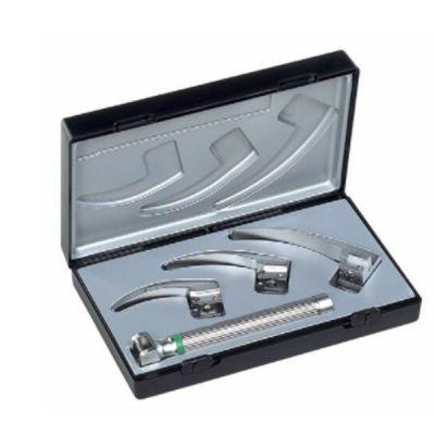 Laringoscop McIntosh Baby LED Ri-Integral, 2.5 V, maner tip AA, lame 0, 1, 2, Riester
