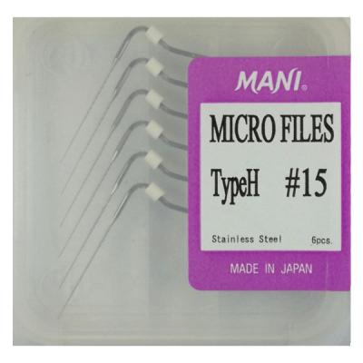 Ace Micro Files Type H, 6 buc./cutie