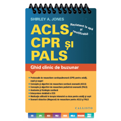 ACLS, CPR si PALS: Ghid clinic