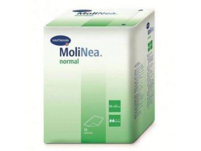 Aleze absorbante MoliNea, 40 x 60 cm - 30 bucati