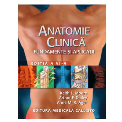 Anatomie Clinica, Fundamente si Aplicatii