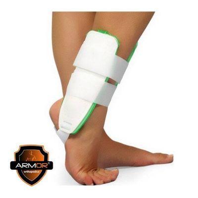 Glezniera - Suport plastic imobilizare glezna cu perna de aer ARA101