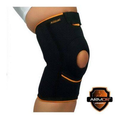 Orteza genunchi scurta/Genunchiera suport rotula si ligamente BRK2102