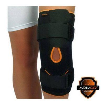 Orteza genunchi lunga, obezi/Genunchiera suport rotula si ligamente BRK2103A