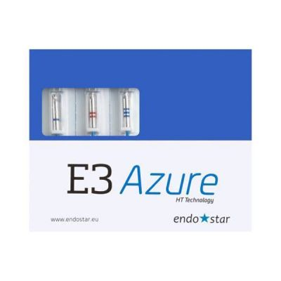 Ace canalul radicular E3 Azure Basic Rotary System Set Big, Endostar