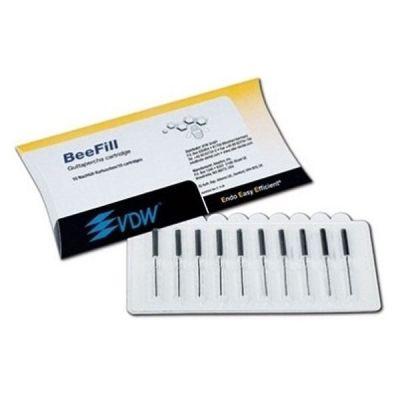 Beefill - cartuse de gutaperca, 10 bucati, Vdw