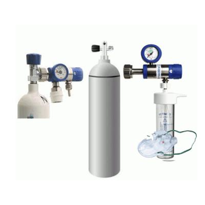 Butelie oxigen - Set complet oxigenoterapie 20 litri