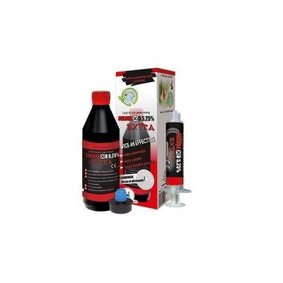 Chloraxid 5.25% Extra, 200 ml, Cerkamed