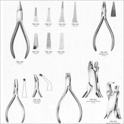 Cleste ortodontie, diverse modele
