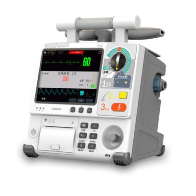 Defibrilator S8, Comen