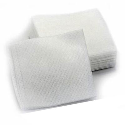 Comprese sterile din netesut VELFINA, 4 straturi, 10 cm x 10 cm