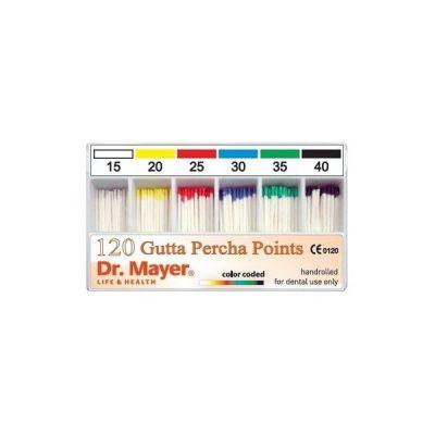 Conuri gutaperca, .02, Dr. Mayer