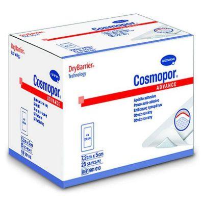 Plasturi sterili cu corp absorbant COSMOPOR Advance