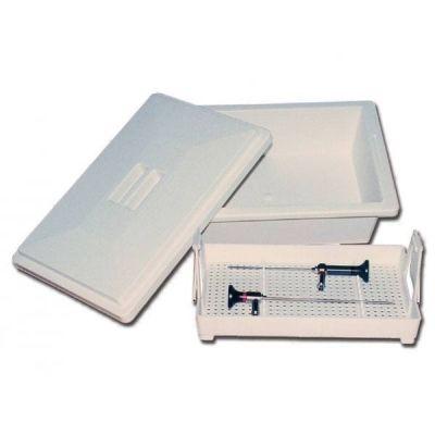 Cutie sterilizare la rece, plastic, autoclavabila, 3l
