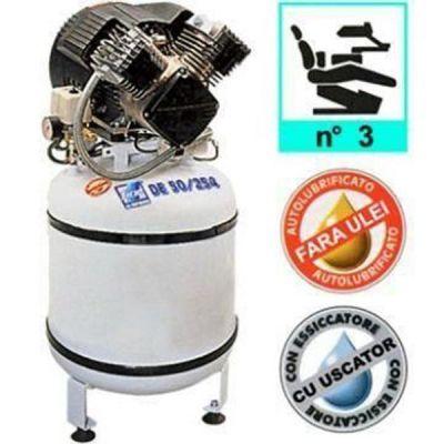 Compresor medical DE50/254-250l/min, Fiac