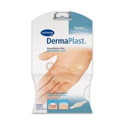 Plasturi DERMAPLAST hydro-active pentru vezicule mari, 5 buc.