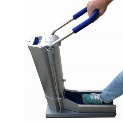 Dispenser automat acoperitori pantofi - trafic intens MS L100