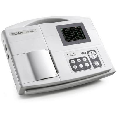 Electrocardiograf portabil cu 3 canale SE-300B