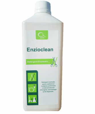 Detergent enzimatic instrumentar ENZIOCLEAN, 1 litru