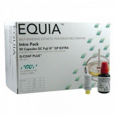 Ciment ionomer sticla GC EQUIA Intro Pack, 50 capsule