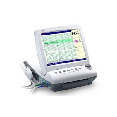 Monitor fetal si maternal F9 Express