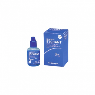 Demineralizant FL-Bond II Etchant, 6 ml, Shofu