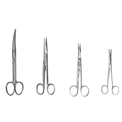 Foarfeca chirurgicala dreapta/curba