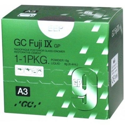 Ciment ionomer sticla GC Fuji IX GP Set 1-1
