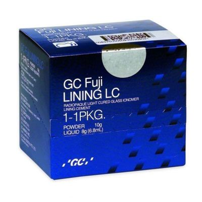 Ciment glassionomer Fuji Lining LC, 7 g