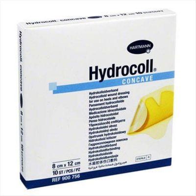 Pansament cu hidrocoloid Hydrocoll concave, 8 cm x 12 cm