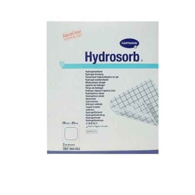 Pansament cu hidrogel Hydrosorb, 20 cm x 20 cm
