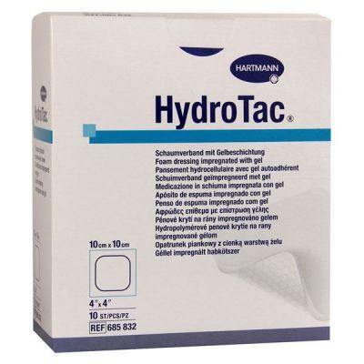 Pansament hidroactiv cu hidrogel Hydrotac, 10 cm x 10 cm