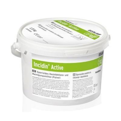 Dezinfectant suprafete INCIDIN ACTIVE - 1.5 kg, pulbere
