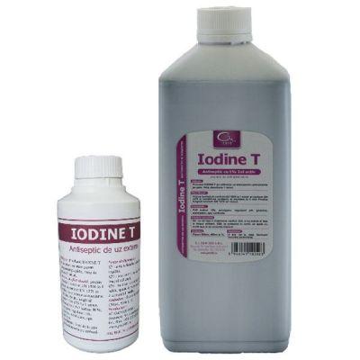 Dezinfectant pentru tegumente Iodine T, 1L