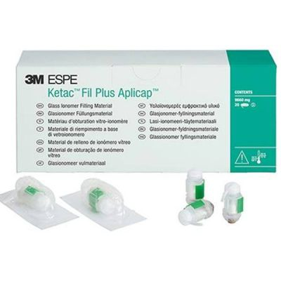 Ciment glassionomer Ketac Fil-Plus Aplicap A3, 50 capsule, 3M