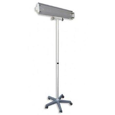 Lampa bactericida 2x30 W, utilizare in absenta persoanelor, montare pe stativ mobil