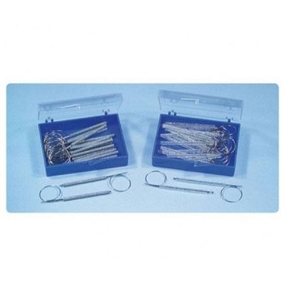 Ligaturi pe dispenser, 1.0 mm - 1000 buc., Leone