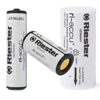 Baterii reincarcabile pentru manere de alimentare Riester