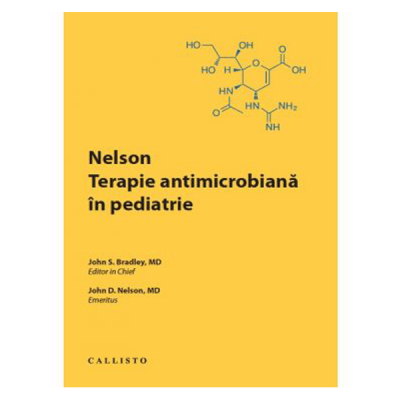 Nelson, Terapie antimicrobiana in pediatrie