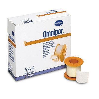 Leucoplast pe suport de hartie OMNIPOR