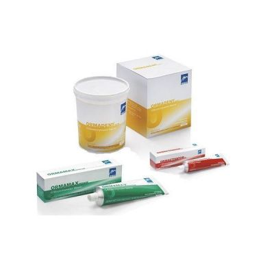 Kit silicon condensare (Ormakit Putty + Regular + Activator)