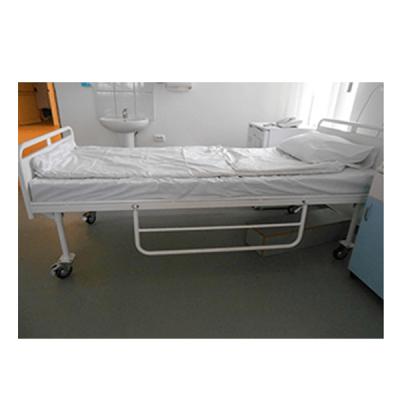 Pat spital cu tetiera si laterale rabatabile CS-MED