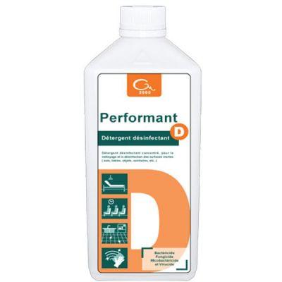 Detergent dezinfectant suprafete Performant D