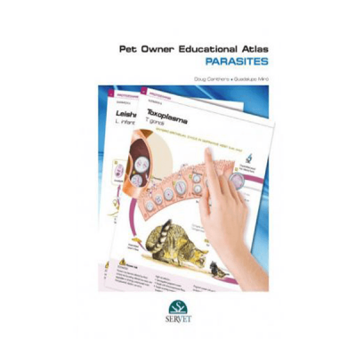 Pet owner educational atlas. Parasites, diagnosis, control and prevention
