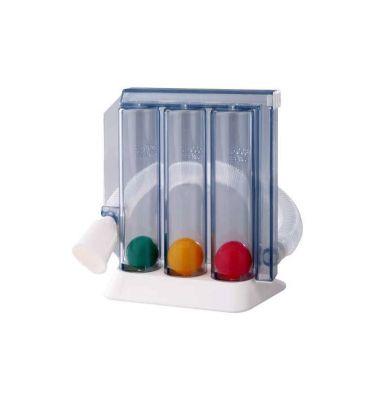 Dispozitiv de reabilitare respiratorie PulmoGain