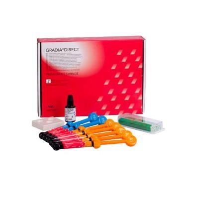Compozit fotopolimerizabil Gradia Premium Kit, GC Fuji