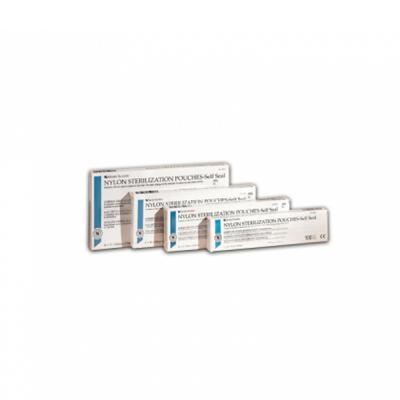 Pungi sterilizare autoadezive pentru pupinel, 76 mm x 254 mm, 100 buc.