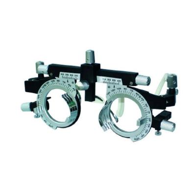 Rama testare mixta, plastic, pentru lentilele din trusa de lentile