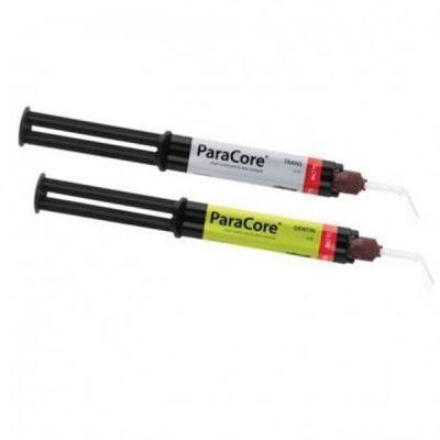 Kit rasina compozita ParaCore Slow Refill + Mixing Tip Short Super Fine, Coltene